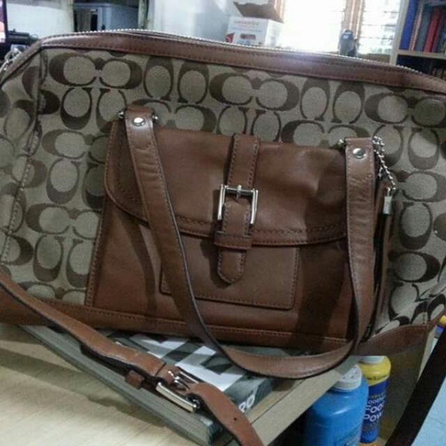 Repriced!! Authentic Coach Bag