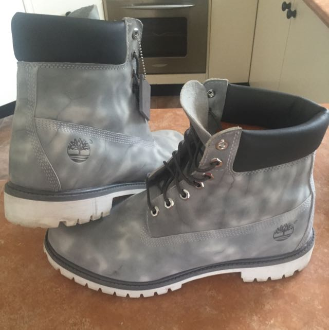 Authentic Timberlands