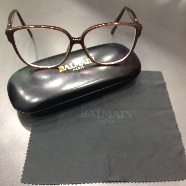 Balmain Prescription Glasses -375