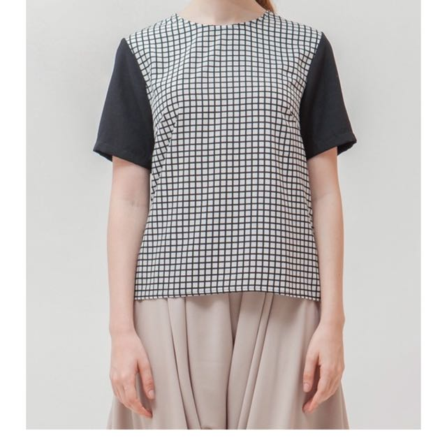 Blouse From Blanc