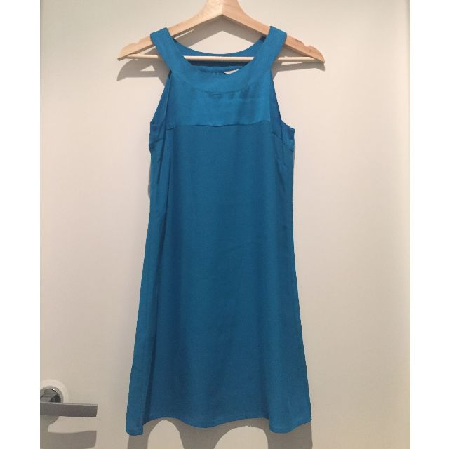 Blue dress by H&M