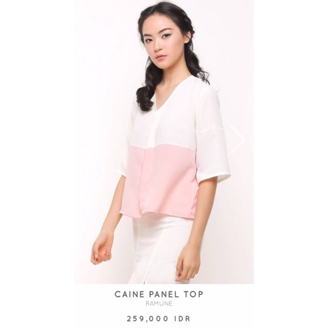 Caine Panel Top By ramune