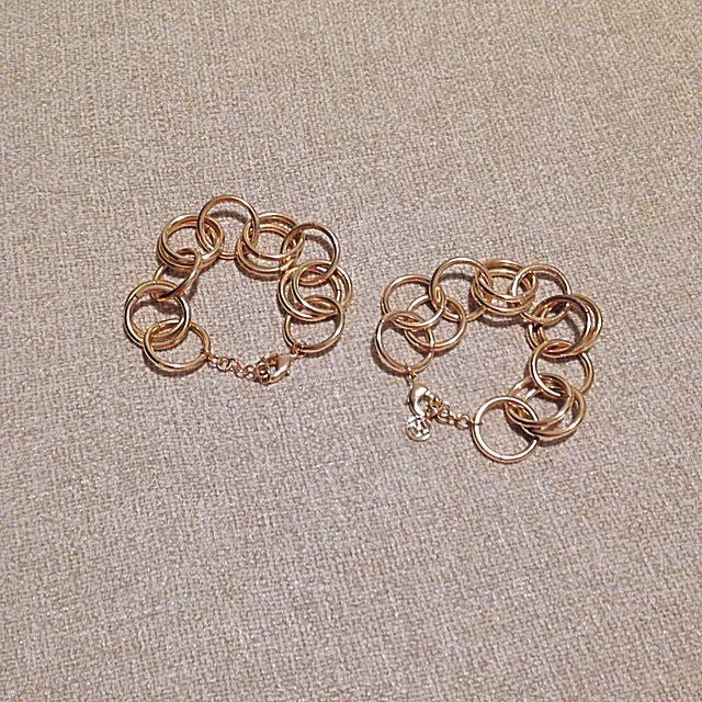 Colette Gold Bracelets