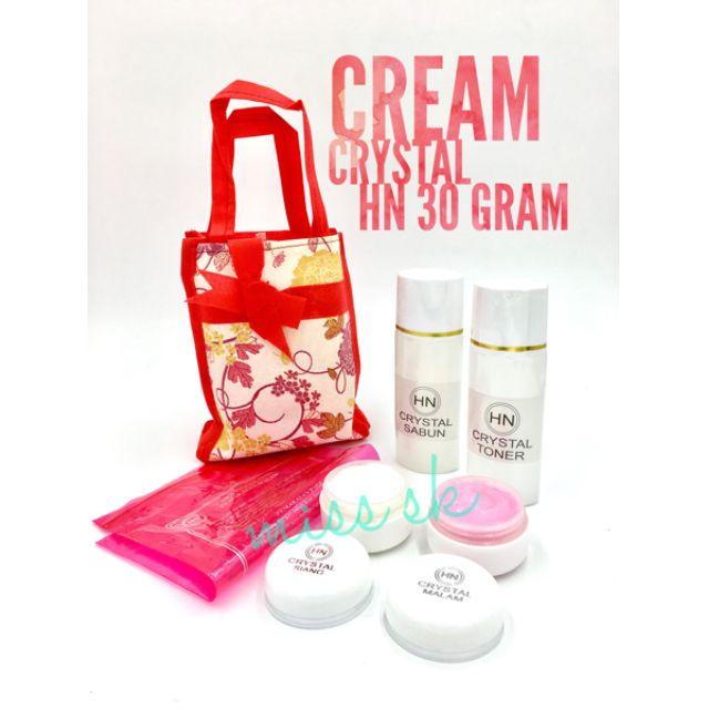 CREAM HN CRYSTAL 30 gram