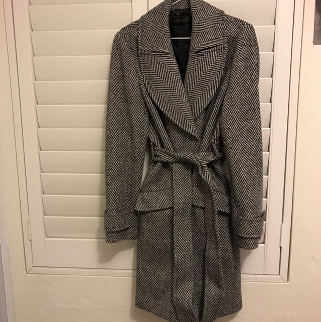 David Lawrence Genuine Winter Jacket - Size 14