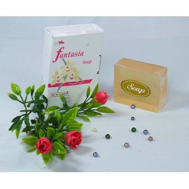 Fantasia Soap BPOM by Fair pink ( perawatan miss v )