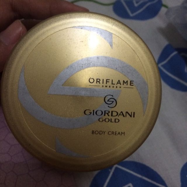 Giordani Body Cream