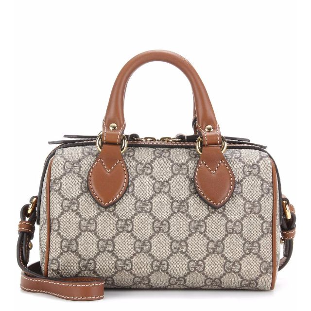 aafa158ff692 GUCCI - NEW - GG Supreme Baby coated canvas shoulder bag -PREORDER ...