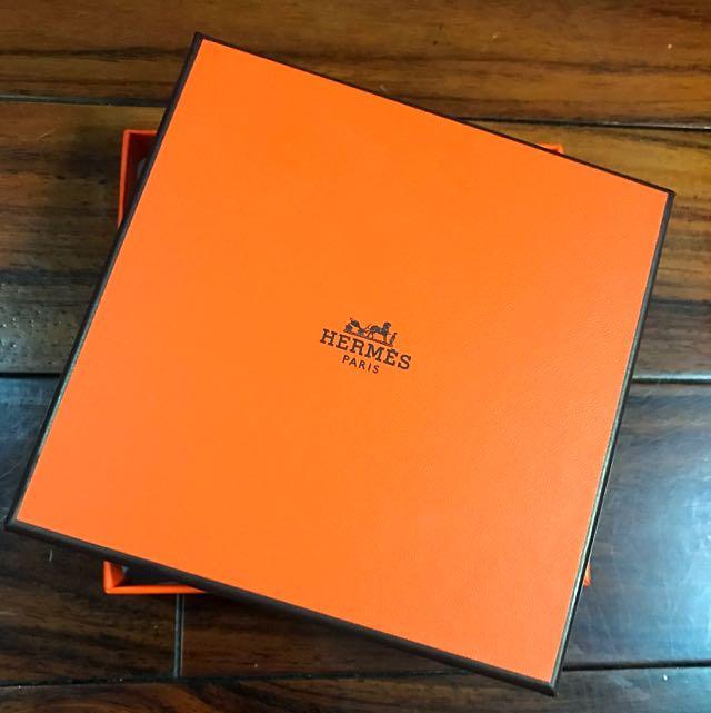 HERMES愛馬仕+古馳GUCCI紙盒(附收納袋)