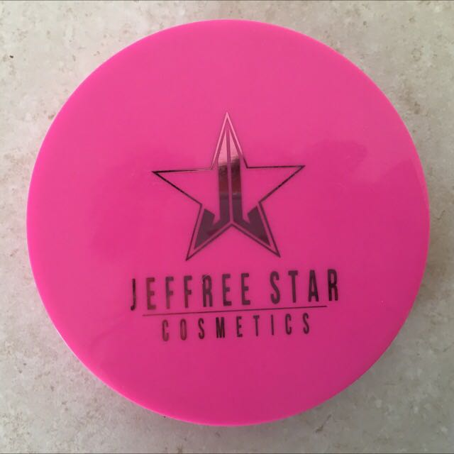 Jeffree star Lavender Snow