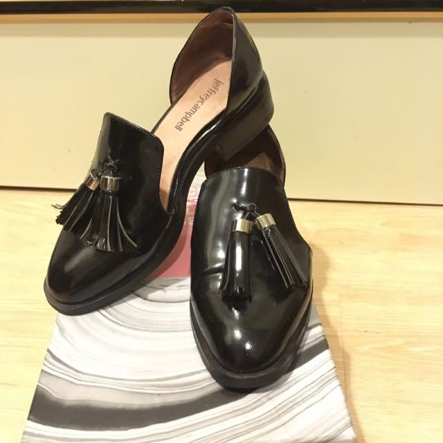 (含運)Jeffrey Campbell 亮皮女鞋
