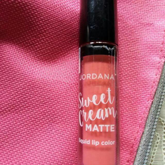 Jordana Sweet Creme Matte