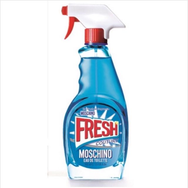 MOSCHINO FRESH COUTURE 清潔劑女性淡香水 30ml