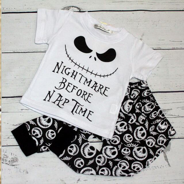 Nightmare Before Nap Set