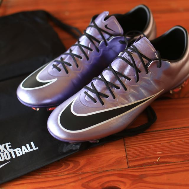 Nike mercurial vapour X US11 football boots