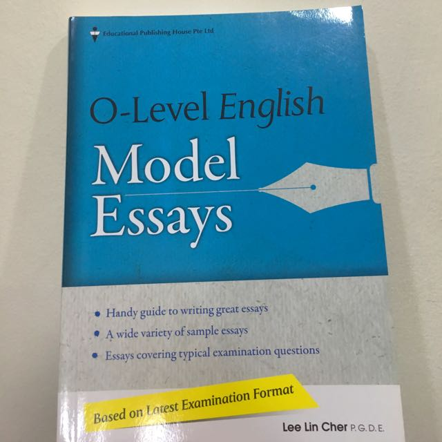 O Level English Model Essay Guide Books  Stationery Textbooks On  O Level English Model Essay Guide Books  Stationery Textbooks On  Carousell