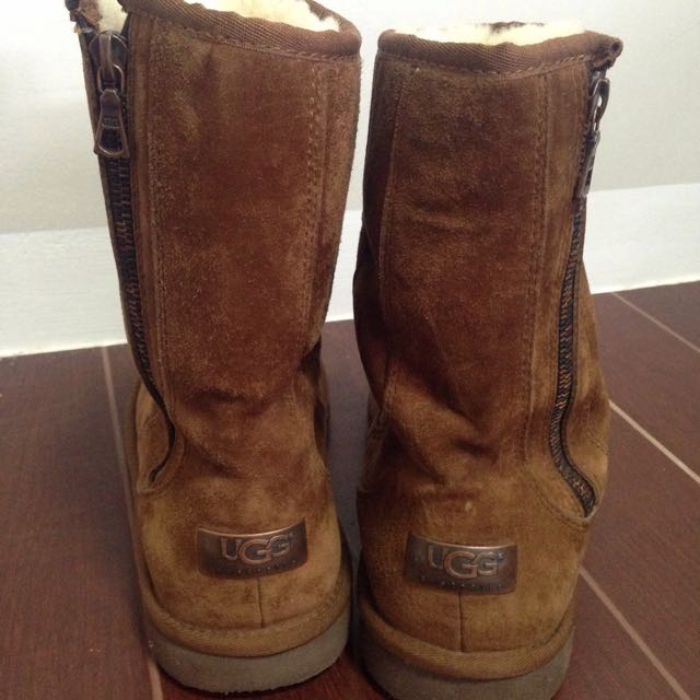 Original Australian UGG Boots, Preloved Women's Fashion, Shoes on Carousell