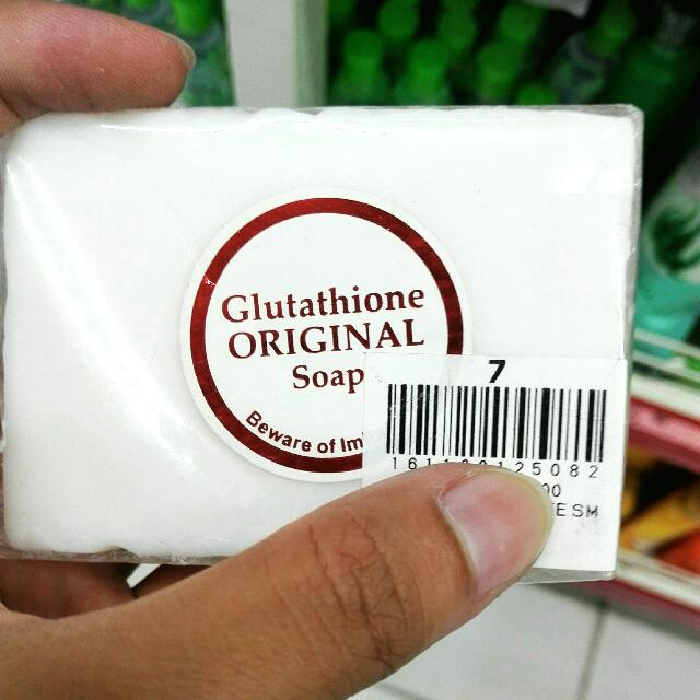 Original Glutathione Soap