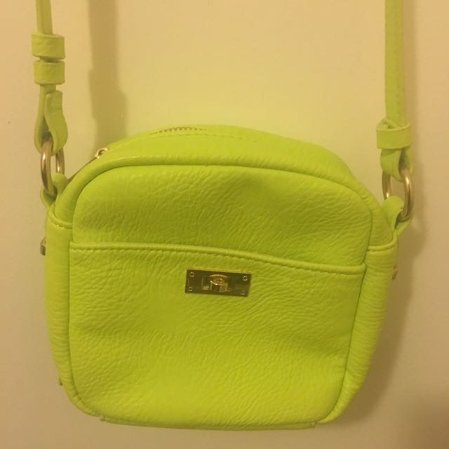 Parrot Colour Small Bag