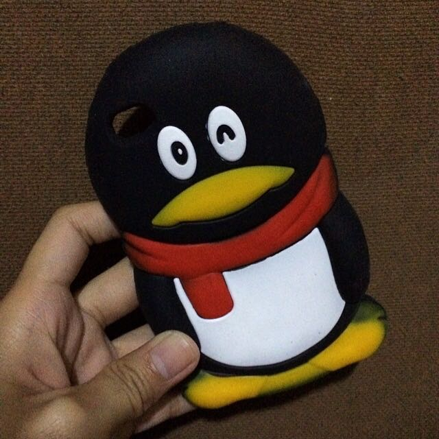 Penguin case for Iphone 4/4s