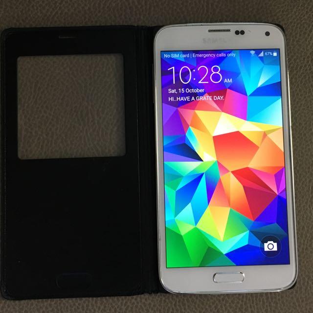 Samsung Galaxy S5, Wind