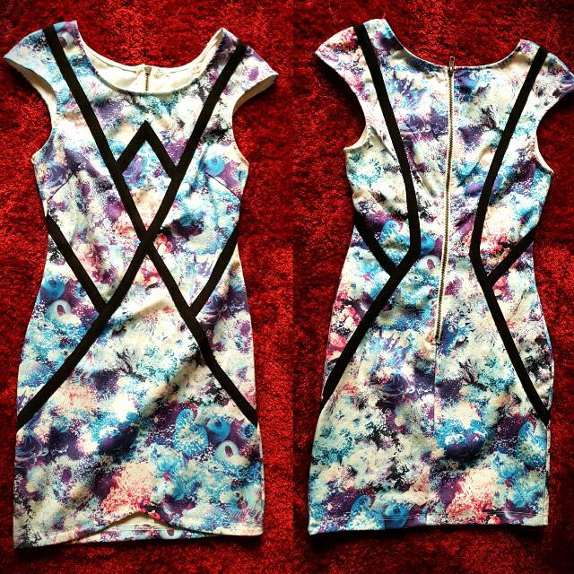 Short Bandage Style Dress