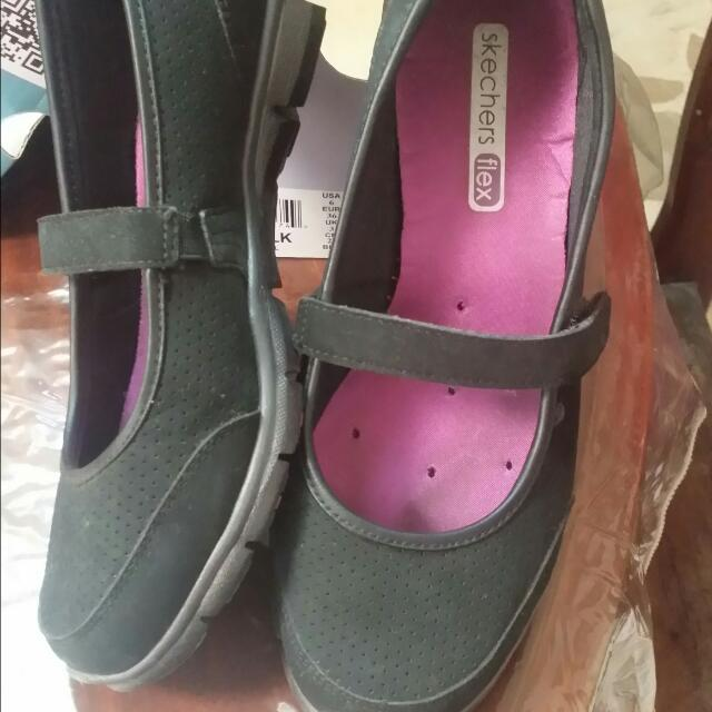 Sketchers FLEX Baby Doll Shoes
