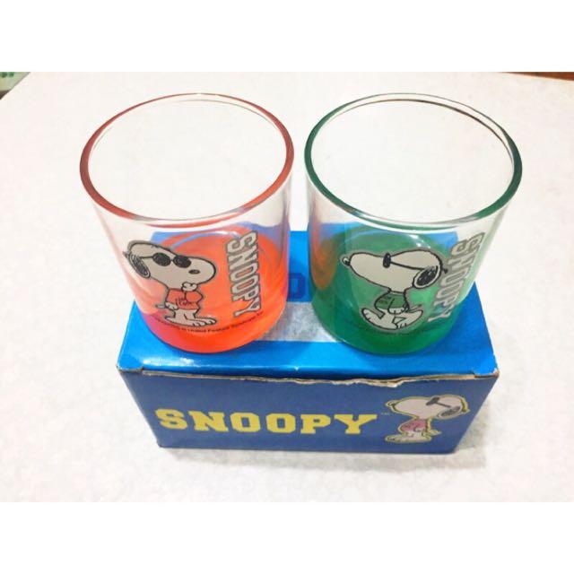 Snoopy對杯