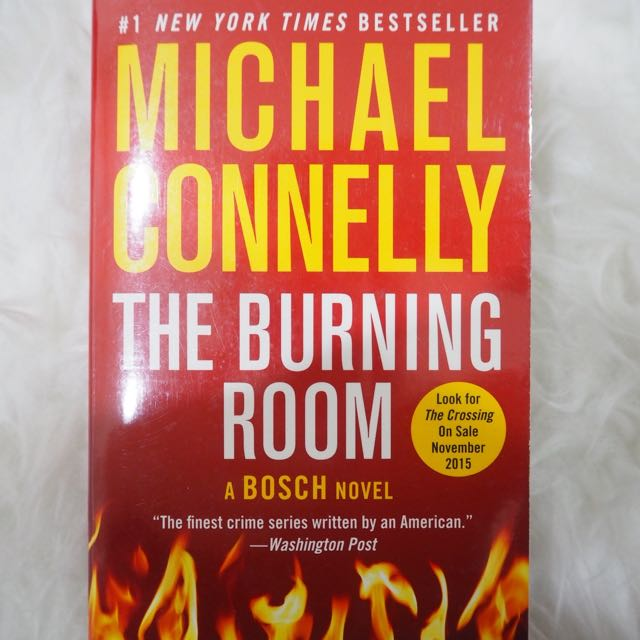 The Burning Room (English)