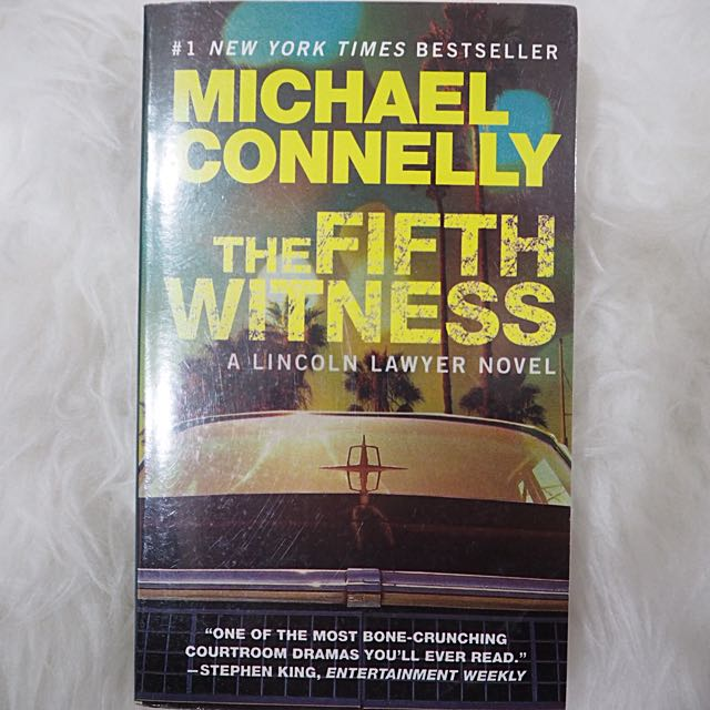 The Fifth Witness (English)