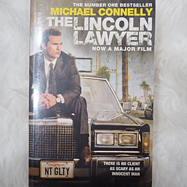The Lincoln Lawyer (English)