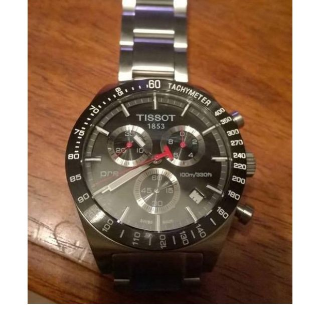 Tissot PRS516 Men's Chronograph Watch