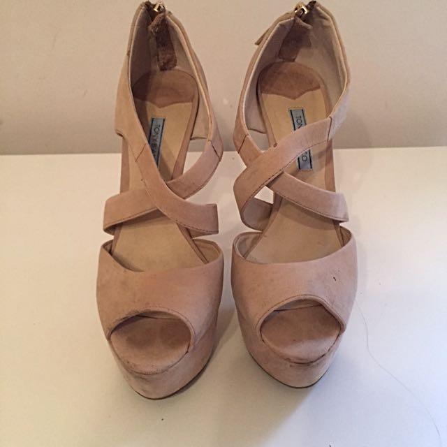 Tony Bianco Precious Heel