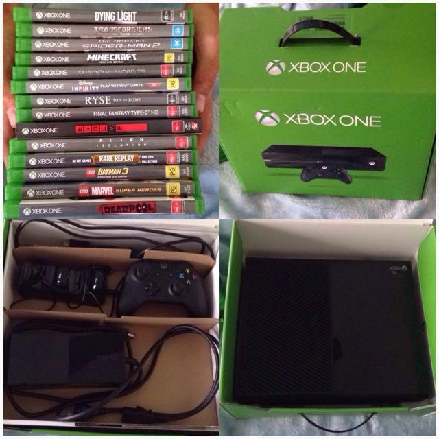 Xbox One 500gb Prices Negotiable