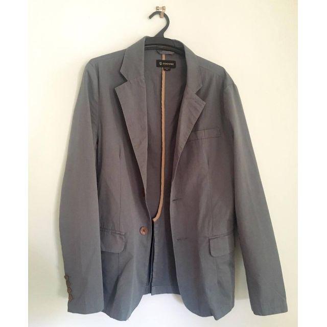 Zanerobe Green Blazer Jacket Size Medium