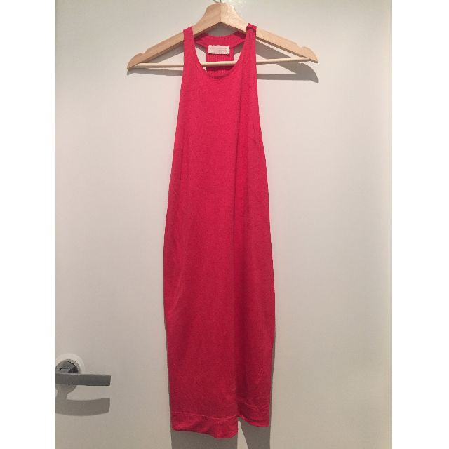 Zara pink dress size S