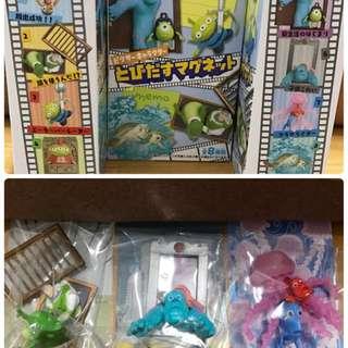 🔅優惠 扭蛋 盒玩 Re-ment 玩具總動員 磁鐵
