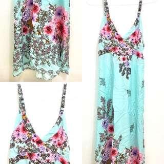 Long Dress Pantai Bali