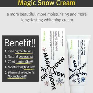 BEST SELLING!!! April Skin Magic Snow Cream 70ml