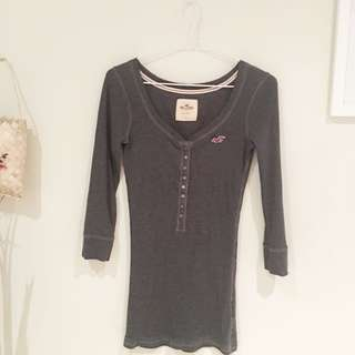 Hollister Cozy Fall Shirt