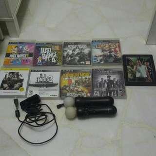 WTS PS3 Games
