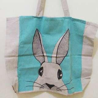 Tote Bag (Rabbit)