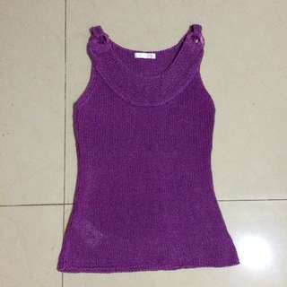 Promod Knitted Tang Top