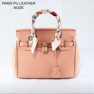 Paris Pu Leather