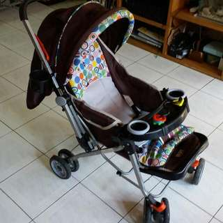 Never Been Used IRDY Stroller