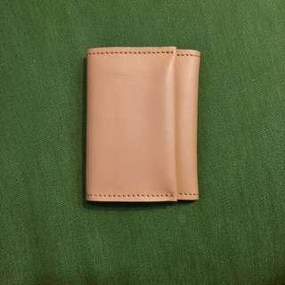 台灣設計品牌58真皮皮夾/短夾/卡片夾