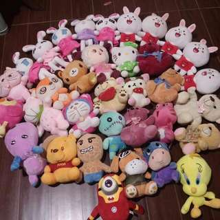 Stuff Toys 100 Each  Perfect Gift This Holiday