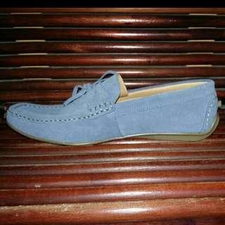 Ezra Driving Shoes Navy