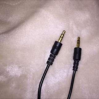2 aux cords