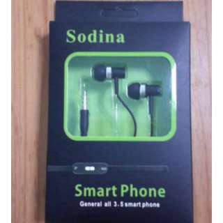 Brand New Sodina Handsfree Headset